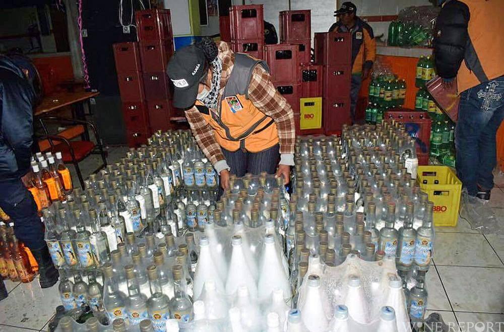 国際・欧州刑事警察機構、共同捜査で2億3000万ユーロの偽造食品・飲料を摘発